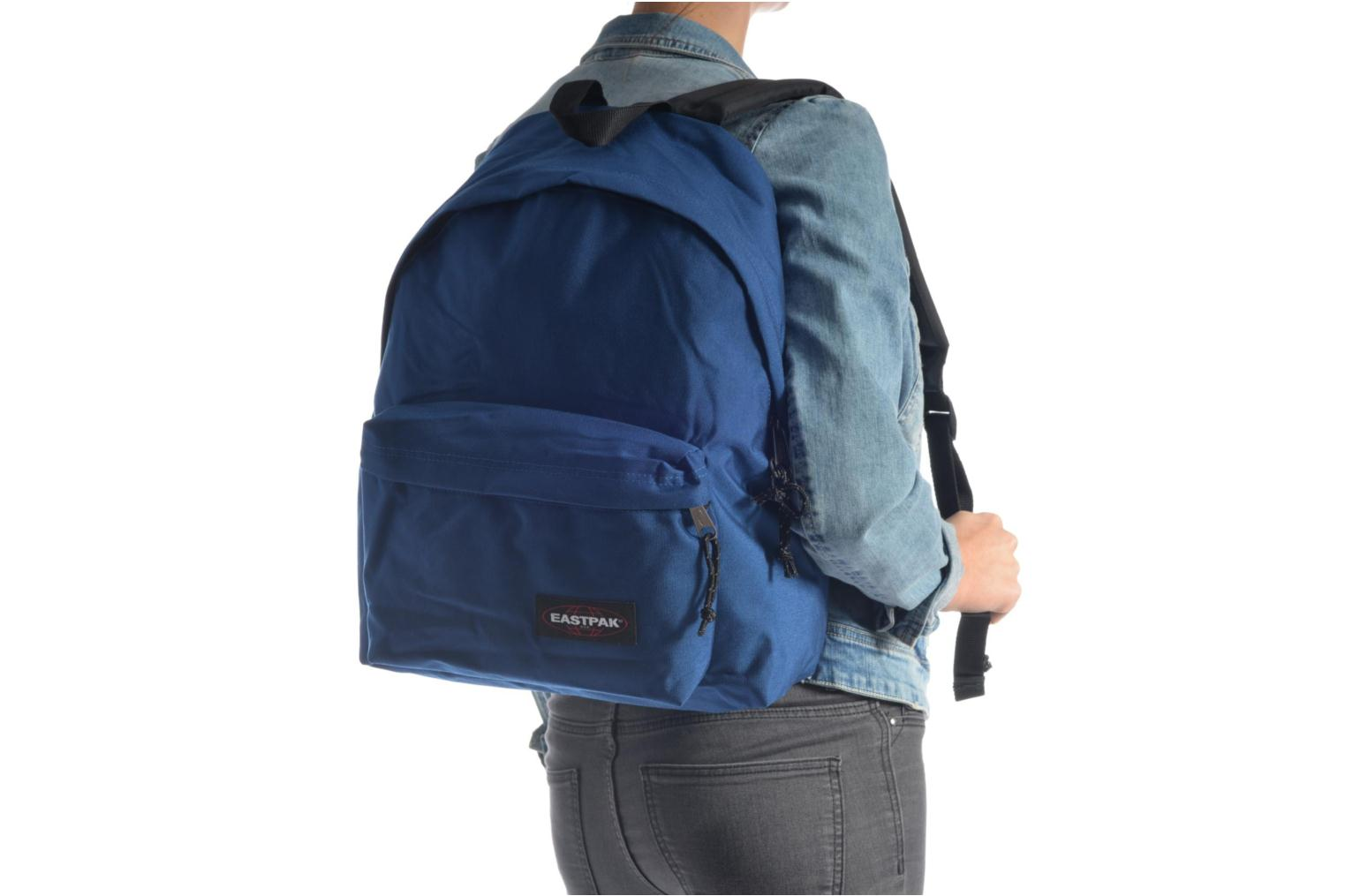 Rucksacks Eastpak PADDED PACK'R Sac à dos toile Grey view from above