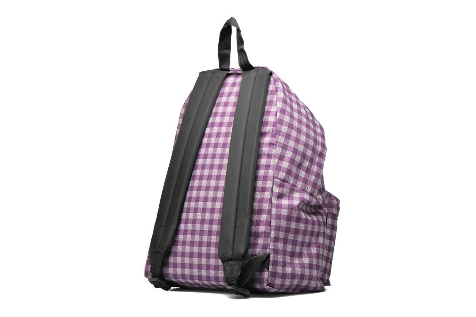 PADDED PACK'R Sac à dos toile Checksange purple