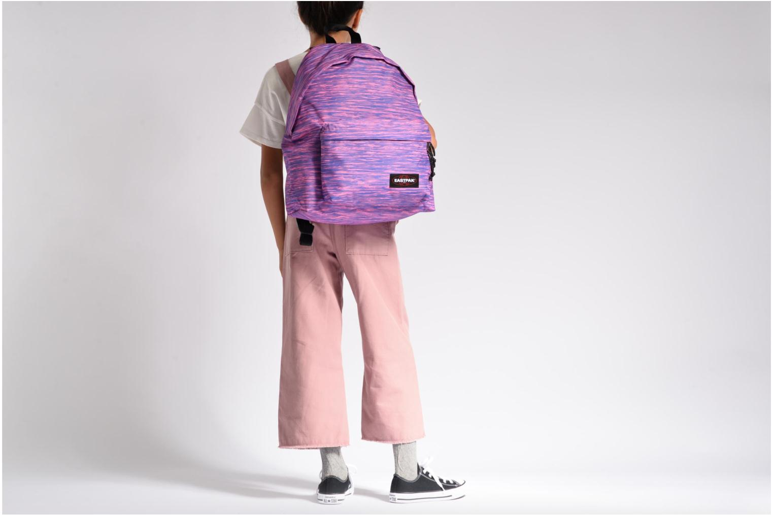 PADDED PACK'R Sac à dos toile Knit Pink