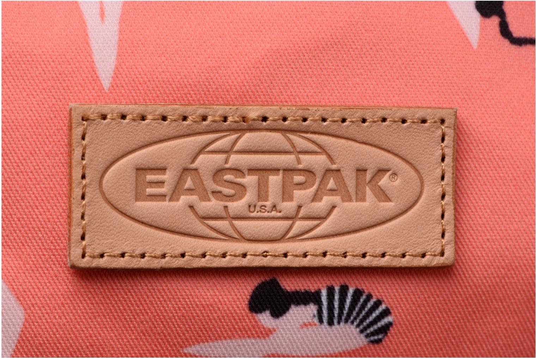 Ryggsäckar Eastpak PADDED PACK'R Sac à dos toile Rosa bild från vänster sidan