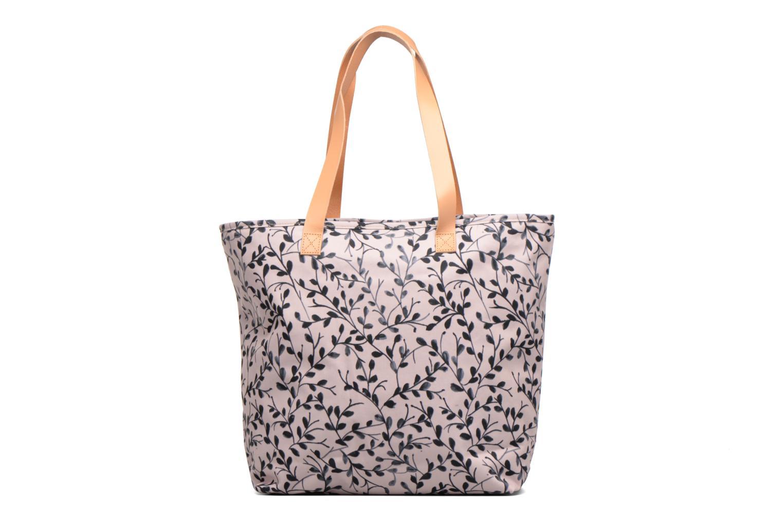 Handtaschen Eastpak FLASK Cabas weiß ansicht von vorne