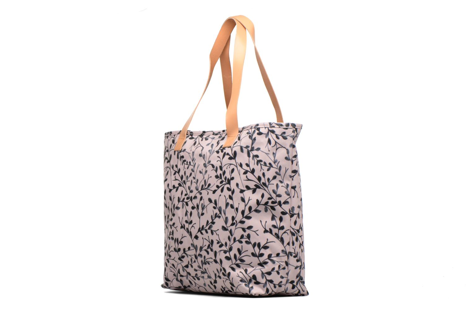 Handbags Eastpak FLASK Cabas White view from the right
