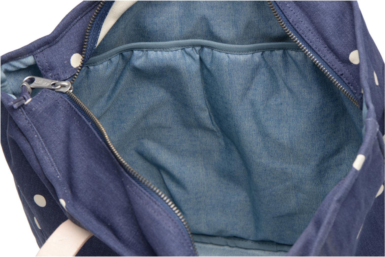 Sacs à main Eastpak FLASK Cabas Bleu vue derrière