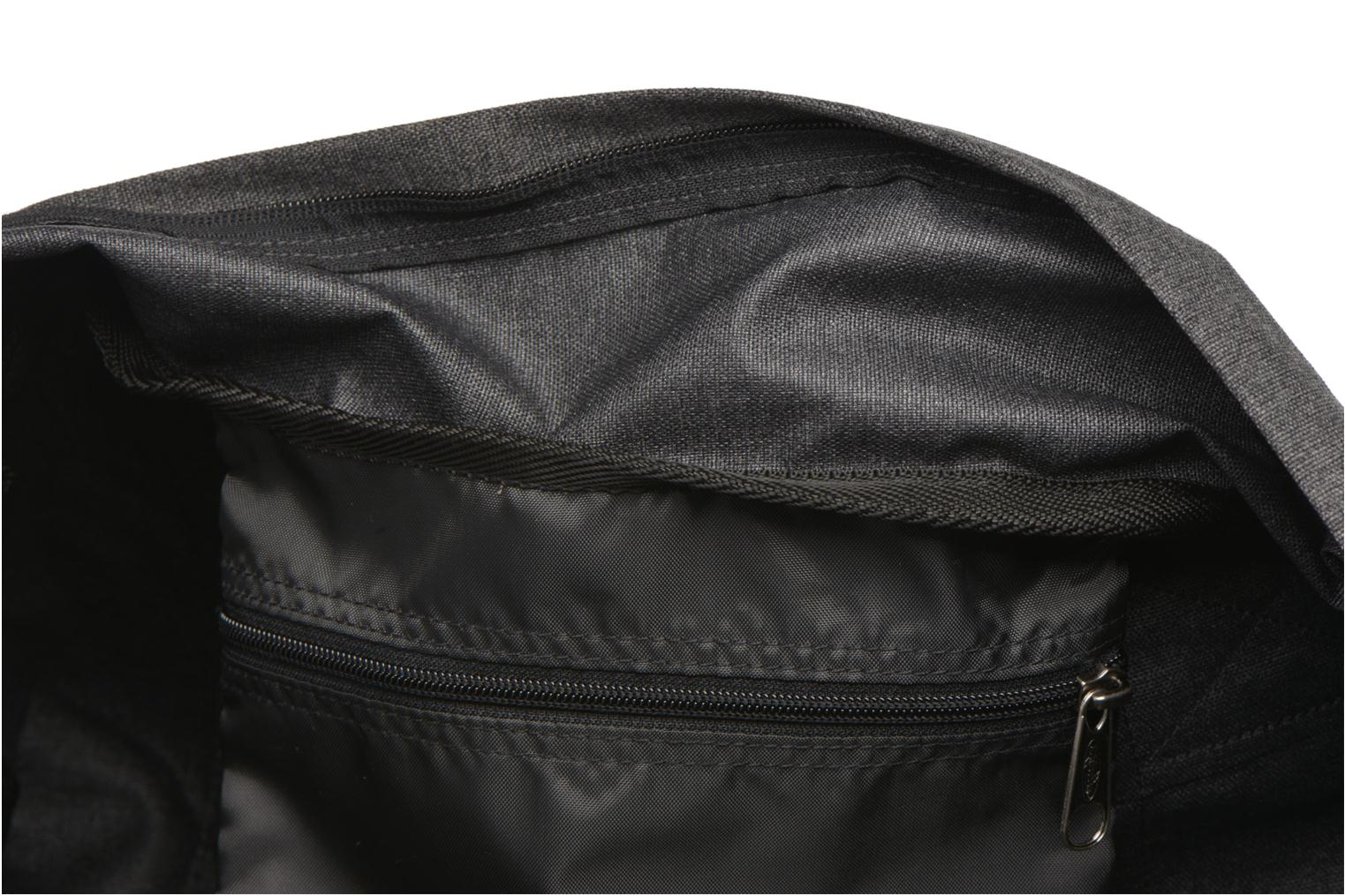 Luggage Eastpak STATION Sac de voyage Black back view