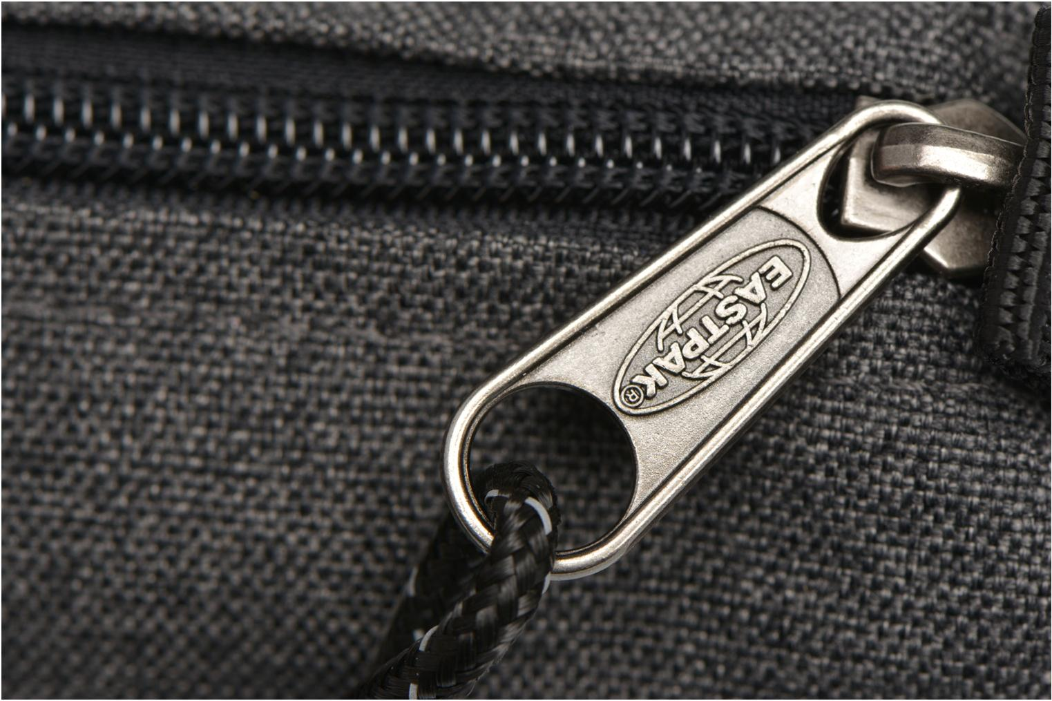 School bags Eastpak BENCHMARK Trousse Black view from the left