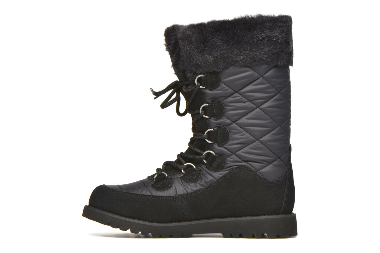 Bottines et boots Aigle Ousery Nylon 2 Noir vue face