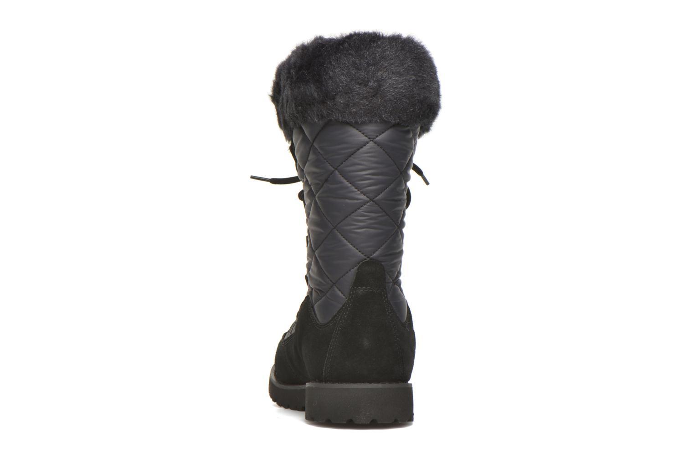 Bottines et boots Aigle Ousery Nylon 2 Noir vue droite