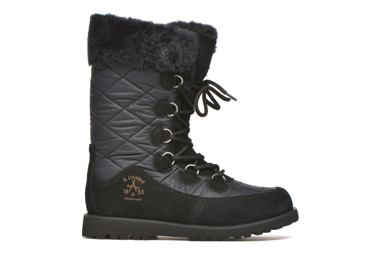 Bottines et boots Aigle Ousery Nylon 2 Noir vue derrière