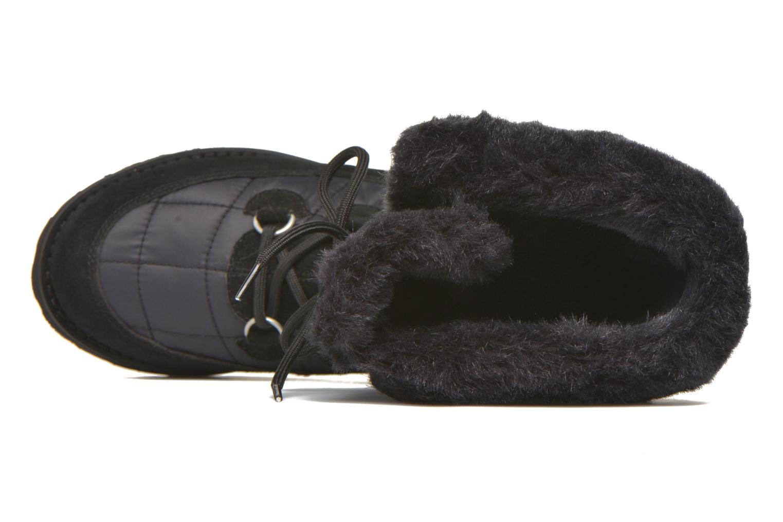 Bottines et boots Aigle Ousery Nylon 2 Noir vue gauche