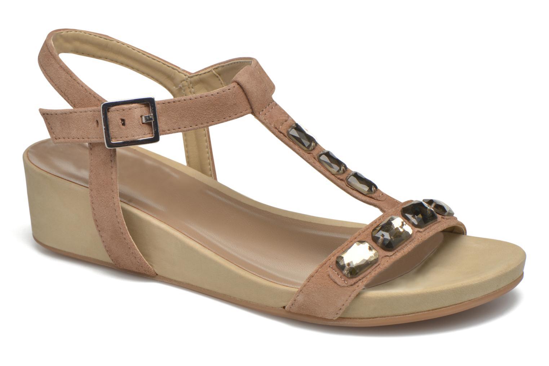 Sandales et nu-pieds Unisa Buny Marron vue détail/paire