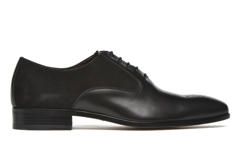 Chaussures à lacets Heyraud DILLE Noir vue derrière