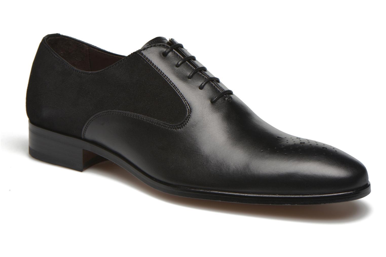 Chaussures à lacets Heyraud DILLE Noir vue détail/paire
