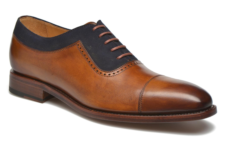 Heyraud SYAN (Marron) - Chaussures à lacets chez Sarenza (277467)