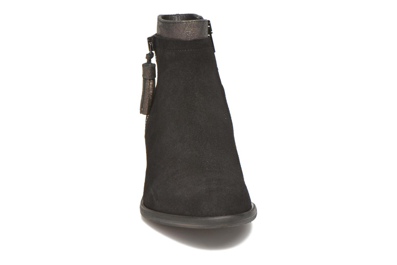 Boots en enkellaarsjes Schmoove Woman Neptune zip boots Zwart model