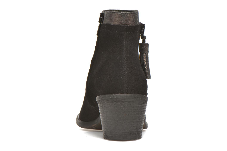 Boots en enkellaarsjes Schmoove Woman Neptune zip boots Zwart rechts