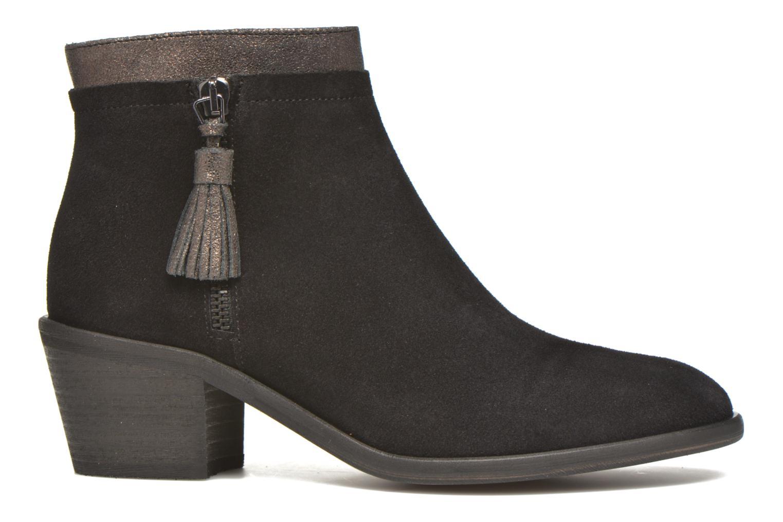 Boots en enkellaarsjes Schmoove Woman Neptune zip boots Zwart achterkant
