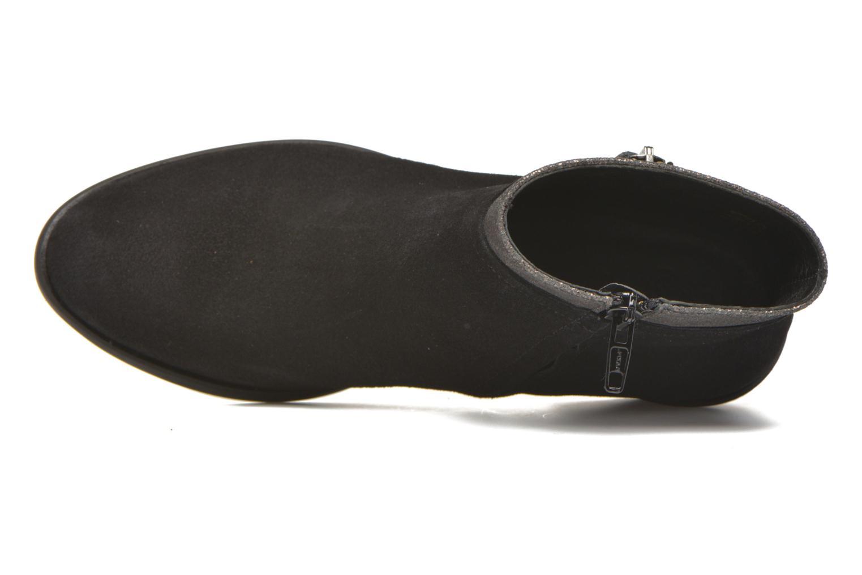 Neptune zip boots Black Pewter