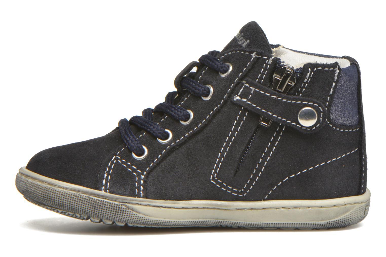 Sneakers Primigi Alexia Azzurro immagine frontale