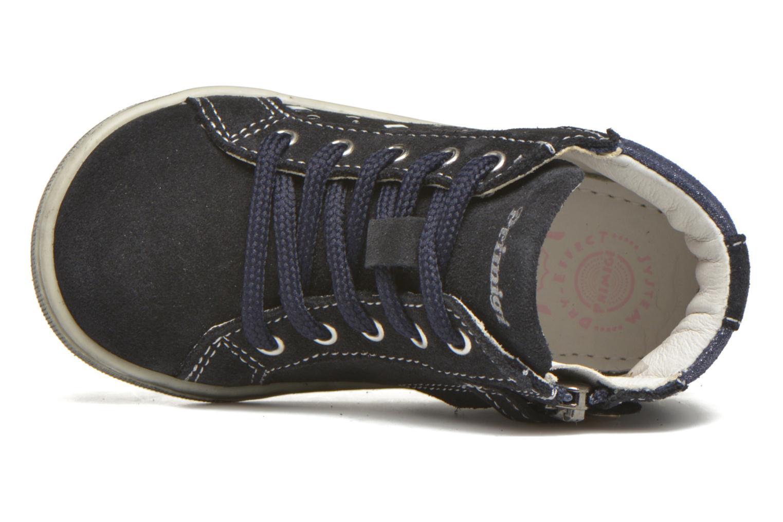 Sneaker Primigi Alexia blau ansicht von links