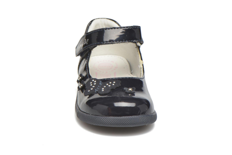 Ballerines Primigi Elisha Bleu vue portées chaussures