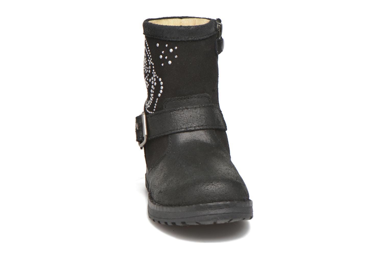 Bottines et boots Primigi Angela Noir vue portées chaussures