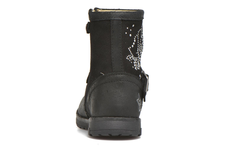 Bottines et boots Primigi Angela Noir vue droite