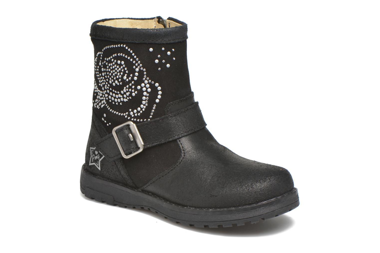 Bottines et boots Primigi Angela Noir vue détail/paire