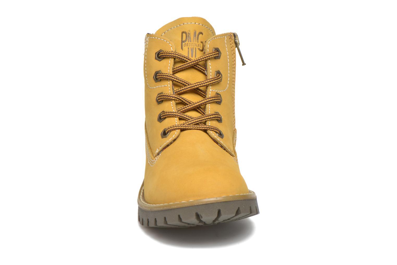 Bottines et boots Primigi Evan 1 Marron vue portées chaussures