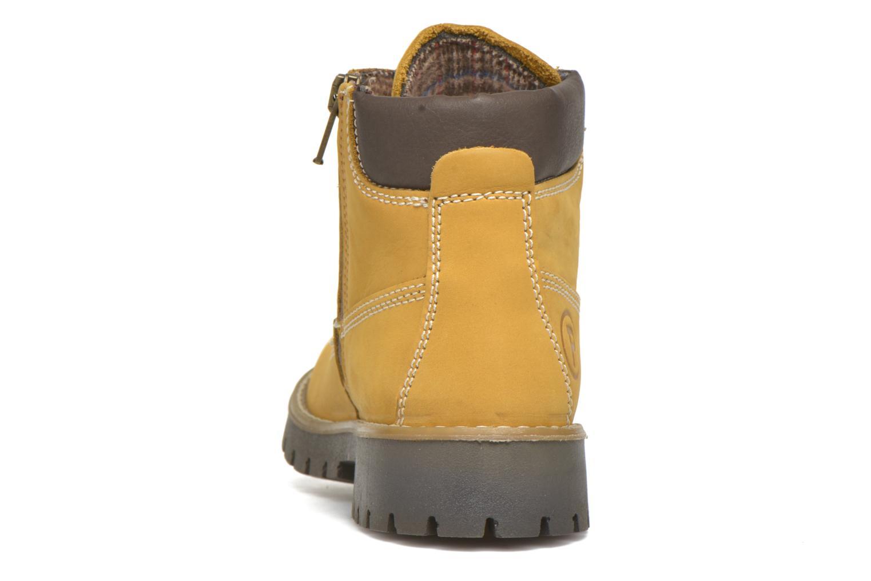 Bottines et boots Primigi Evan 1 Marron vue droite