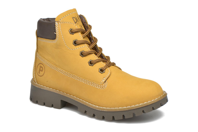 Bottines et boots Primigi Evan 1 Marron vue détail/paire