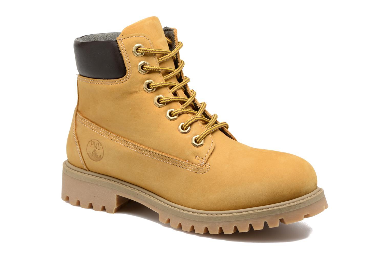 Bottines et boots Primigi Evan 1 Beige vue détail/paire