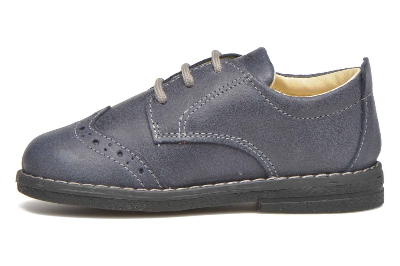 Chaussures à lacets Primigi Dixy Bleu vue face