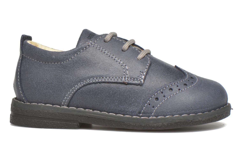 Chaussures à lacets Primigi Dixy Bleu vue derrière