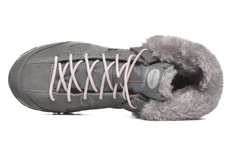 Sportschuhe Hi-Tec Equilibrio Bellini Snug I Wp Wo'S grau ansicht von links
