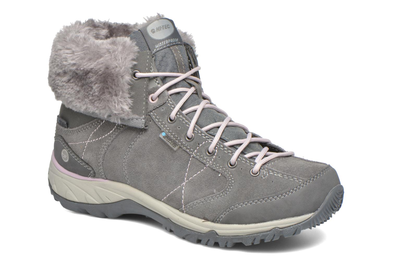 Chaussures de sport Hi-Tec Equilibrio Bellini Snug I Wp Wo'S Gris vue détail/paire