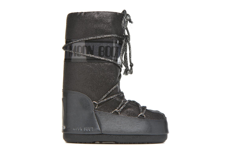 Bottes Moon Boot Delux E Noir vue derrière