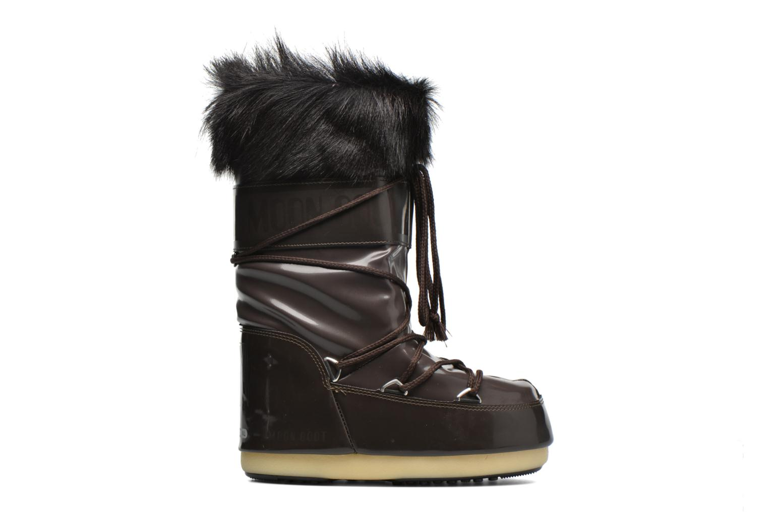 Boots & wellies Moon Boot Vail E Brown back view