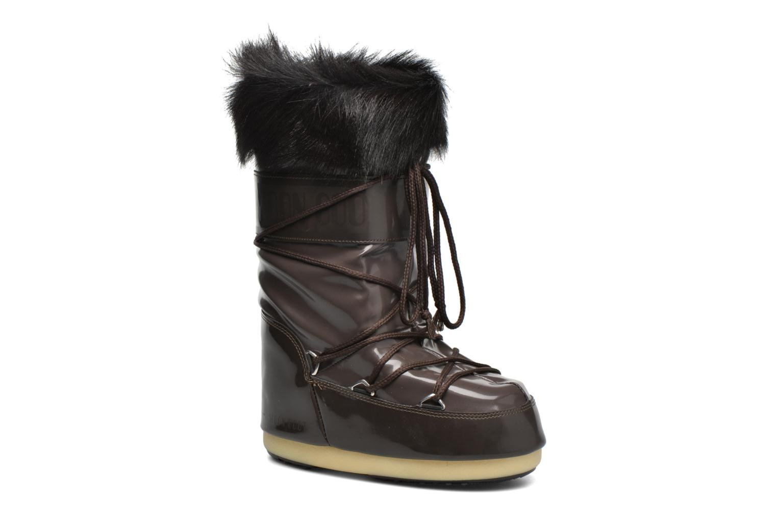 Boots & wellies Moon Boot Vail E Brown detailed view/ Pair view