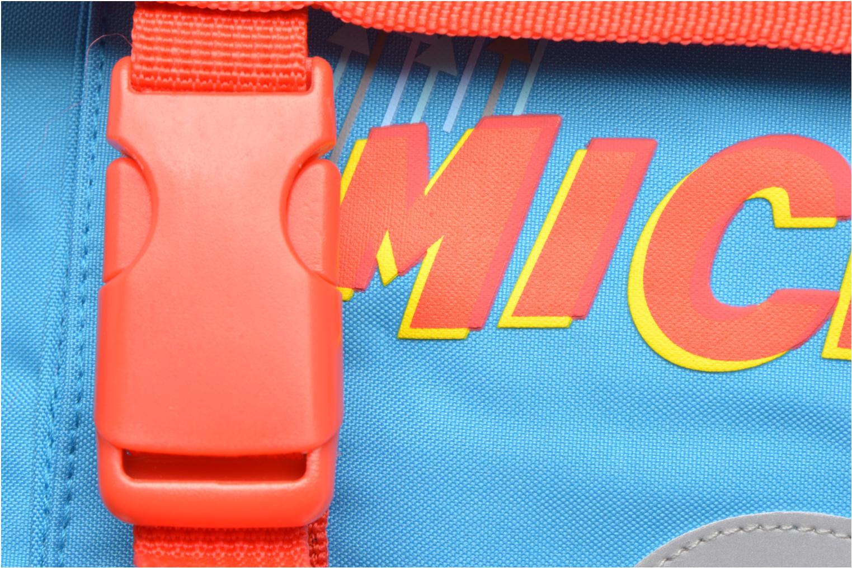 Scolaire Disney Mickey Cartable 35cm Bleu vue gauche
