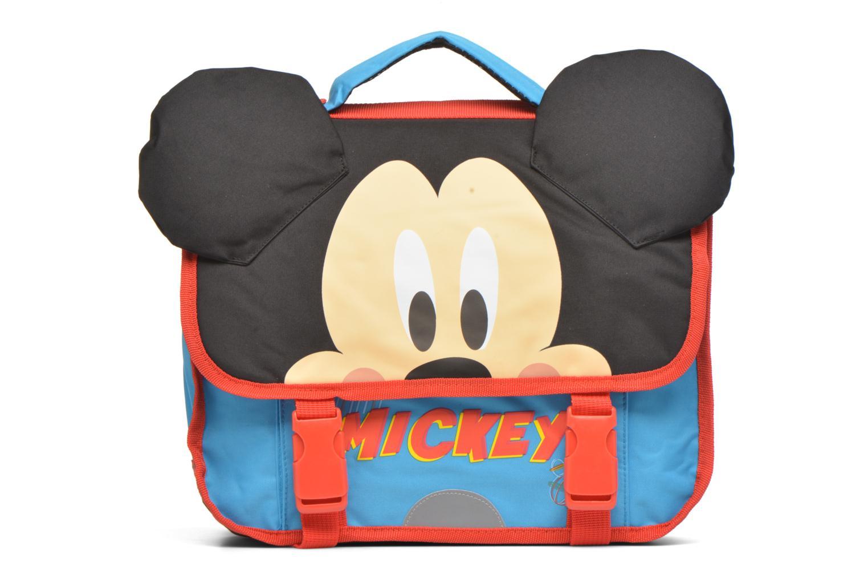 Scolaire Disney Mickey Cartable 35cm Bleu vue détail/paire