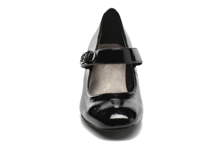 Escarpins Enza Nucci Kella Noir vue portées chaussures