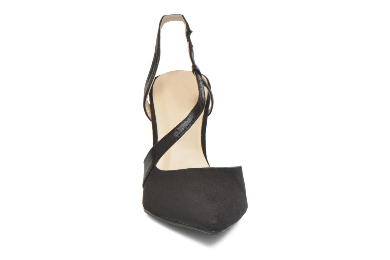 Escarpins Enza Nucci Léa Noir vue portées chaussures