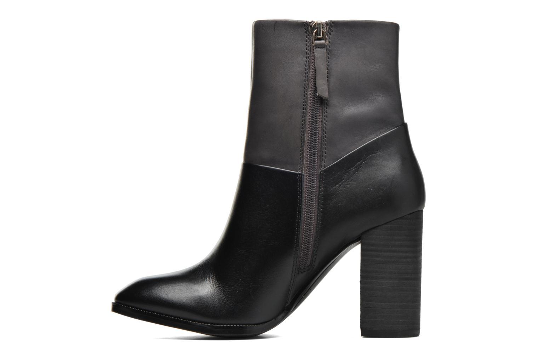 Boots en enkellaarsjes Aldo CATHERYN Zwart voorkant