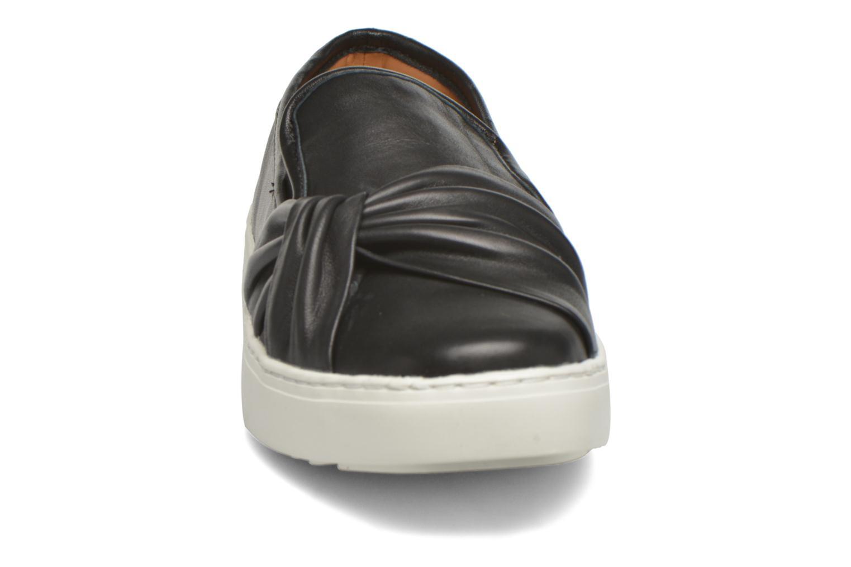 Baskets Aldo FASULLO Noir vue portées chaussures