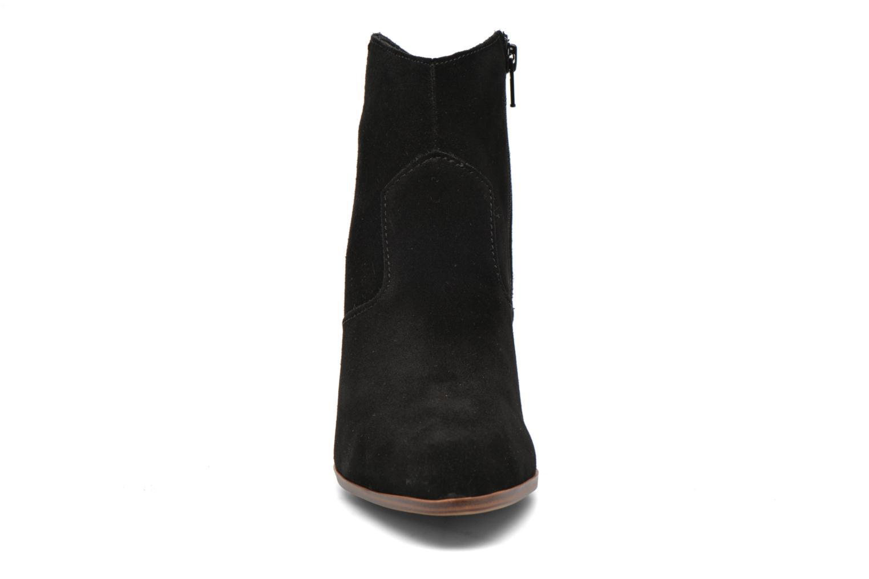 Bottines et boots Aldo MARECCHIA Noir vue portées chaussures