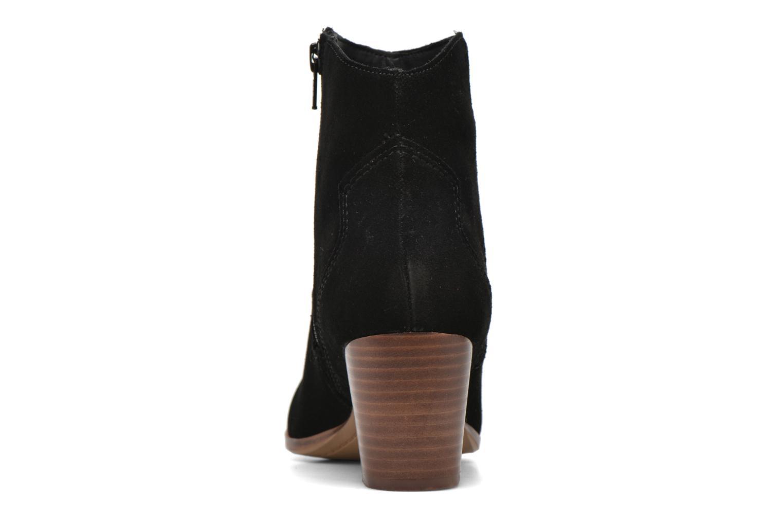 Boots en enkellaarsjes Aldo MARECCHIA Zwart rechts