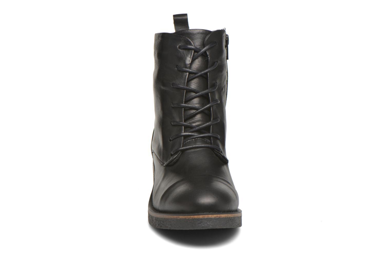 Bottines et boots Aldo PIETRALTA Noir vue portées chaussures