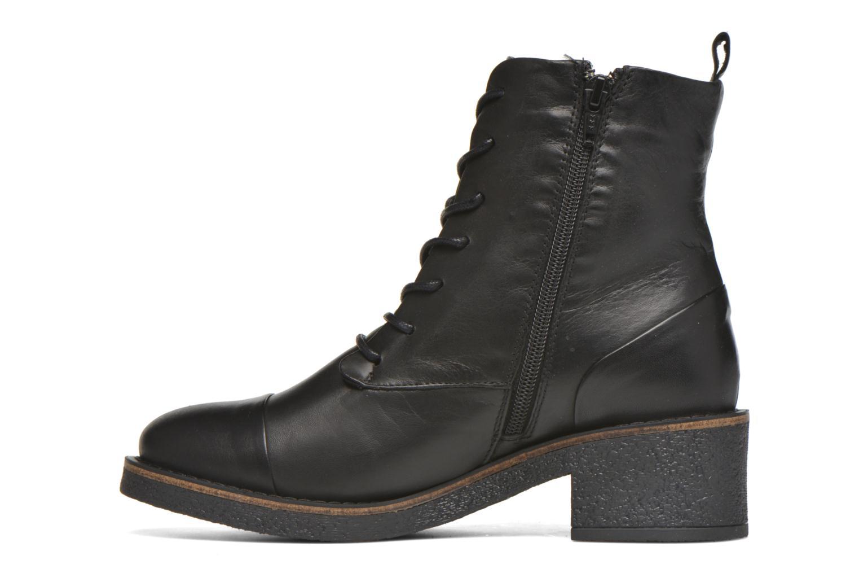 Bottines et boots Aldo PIETRALTA Noir vue face