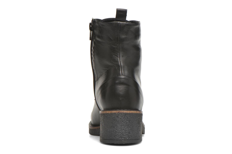 Bottines et boots Aldo PIETRALTA Noir vue droite