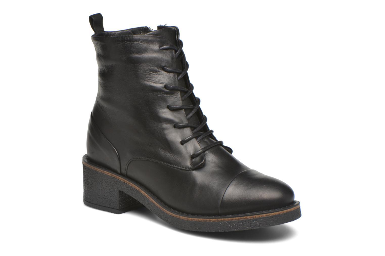 Bottines et boots Aldo PIETRALTA Noir vue détail/paire